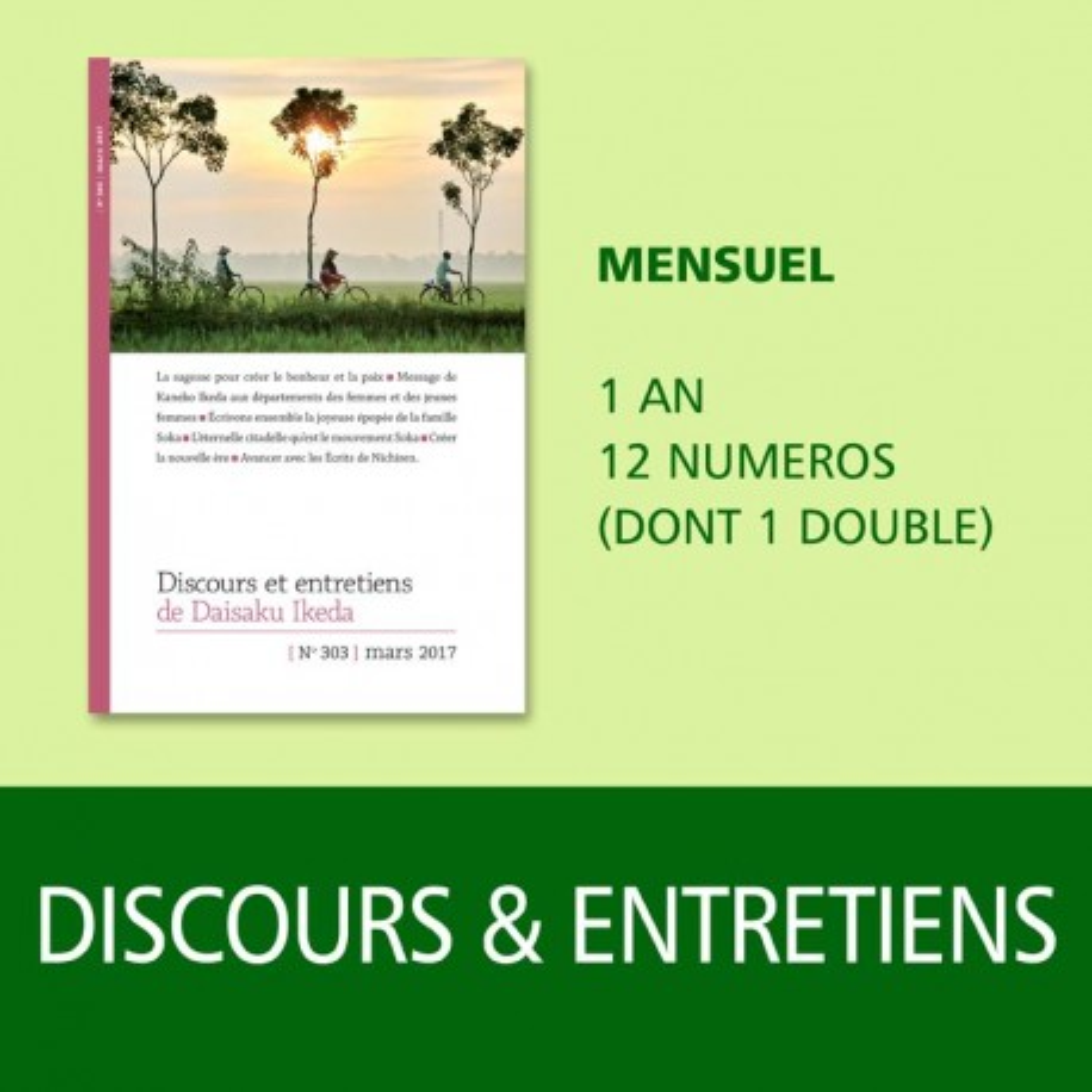Discours & Entretiens